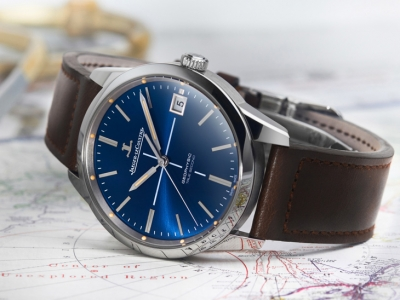 Pre-SIHH 2018: Jaeger-LeCoultre Geophysic True Second