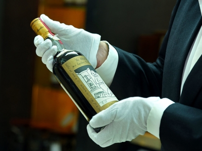 El whisky record de US$ 1.400.000