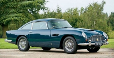Paul McCartney subasta su Aston Martin DB5