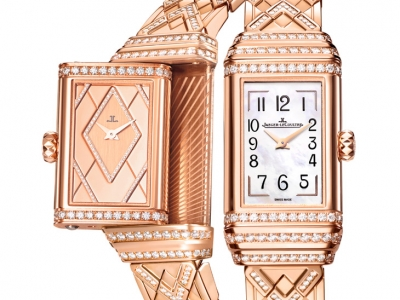 Jaeger-LeCoultre Reverso One Duetto Jewelry