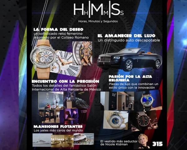 H|M|S Programa #315