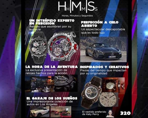 H|M|S Programa # 320