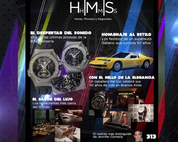 H|M|S Programa #313