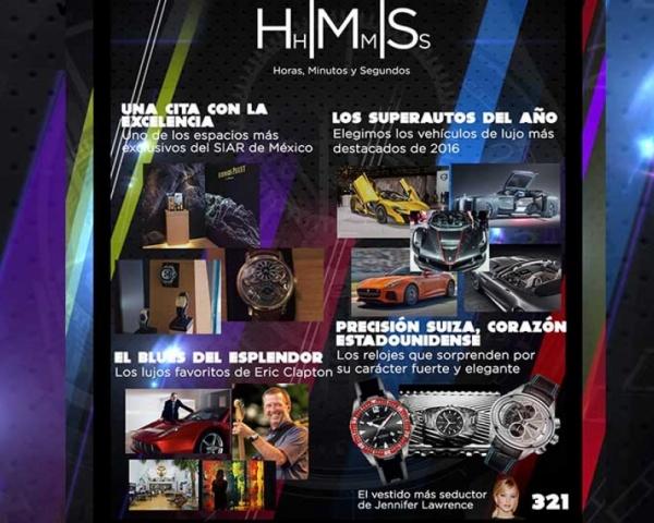 H|M|S Programa #321