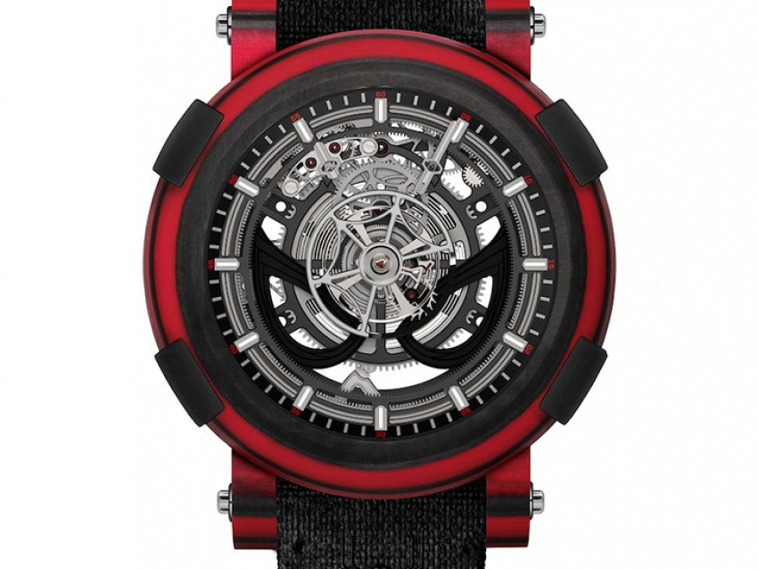 RJ lanza el Arraw Spider-Man Tourbillon